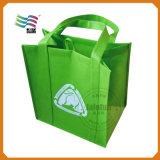 Sacs de pratique écologique peut être utilisé plusieurs fois (HYbag 013)