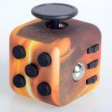 Camuflaje de calidad superior del cubo de la persona agitada para el alivio de tensión de la ansiedad