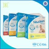 Prix usine de couche de bébé de Softcare Nice