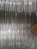 직류 전기를 통한 높은 탄소 철강선