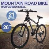 "26 "" 21 велосипед Bike дороги горы тарельчатого тормоза MTB Shimano скорости"