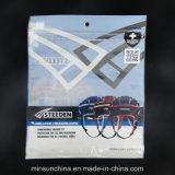 Sacos de pé laminados da folha de alumínio do Zipper para produtos dos esportes