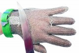 De Veiligheid van het Netwerk van het metaal Gloves/100% Handschoen van de Veiligheid van het Roestvrij staal