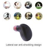 O fone de ouvido o menor e invisível da em-Orelha de Bluetooth