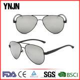 Châssis en aluminium haut de gamme Mens Tac Lunettes de soleil polarisées (YJ-3436)