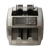 Máquina de contagem de valor de moeda múltipla com aprovação de Ecb