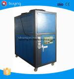 блок охладителя воды машины 3-4ton 15kw дуя охлаженный охлаждающим воздушным потоком