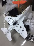 EEF-Strahlen-Flugzeug-Installationssätze Zoll-EPO-RC