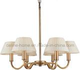 Residência elegante&House Iluminação de latão para átrio (SL2099-6)