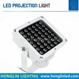 Proiettore esterno di illuminazione RGBW 64W LED di paesaggio della costruzione