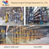 Racking resistente do armazenamento para o armazenamento do armazém