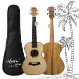 Китай выдвинул Ukulele тенора Гавайских островов Abalone гитару твердого верхнего миниую