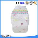 Couche-culotte remplaçable de bébé de coton avec l'absorption superbe dans le prix usine