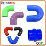 Serre-câbles en silicone fabriqués à la main, tuyau droit en silicone haute qualité de 76 mm