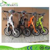 Pocket Bicycle Yz-6-16 Uma segunda bicicleta dobrável