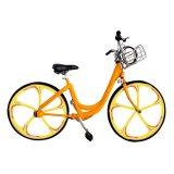 Sistema público público de la parte de la bici de la ciudad de E/de la bicicleta Niza de la mirada