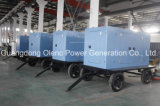Gebruikte de Aanhangwagen van de Generator van Cummins 4BTA 50kVA
