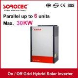 inversor solar de la red con./desc. 1kw-5kw con la corriente de 80A Charing