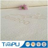 Tissu de matelas en fibre de bambou à l'environnement