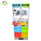 Mini distributore automatico a gettoni della gru del giocattolo della branca da vendere