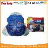 Цветастая конструкция изнеживая цену изготовления Fujian пеленки младенца пеленки ультра тонкое