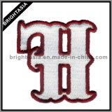 Calidad profesional rótulo de etiqueta de bordado para accesorios de prendas de vestir (BYH-10112)