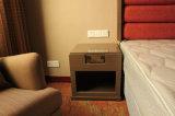 Jogos da mobília do quarto do hotel com base dobro