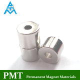 N33 de Magneet van NdFeB van de Cilinder met het Magnetische Materiaal van het Neodymium