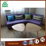 Niedriger MOQ moderner festes Holz-kundenspezifischer Hotel-Möbel-Schlafzimmer moderner kleiner Nightstand Tisch