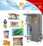 Empaquetadora del agua de la bolsita de la bolsa de plástico/máquina de rellenar de la bolsa