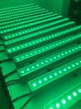 RGBW 옥외 36*10W LED 벽 세척 선잠기 점화