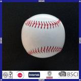 Bienvenida OEM profesional de béisbol PU suave con goma