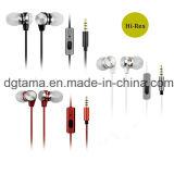 Écouteur intra-auriculaire stéréo sans-fil sans fil de 1,2 m