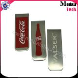 Promotion de l'entreprise Metal Steel U Shape Money Clip