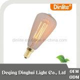 China proveedor ST64 Edison lámpara retro vintage