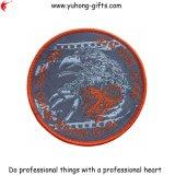 ユニフォーム(YH-EB018)のための円形の整形刺繍のバッジ