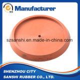Kundenspezifische Landwirtschafts-und Industrie-flache Gummiunterlegscheibe
