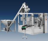 Máquina de embalaje rotatoria automática del bolso de Doy (Stand-Up y bolsa del cierre relámpago)