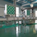 Machine de remplissage d'eau minérale de type rotatif à grande vitesse (CGF-XXX)