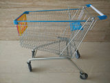 Carrello di acquisto del supermercato di Yirundaeuropean (YRD-125L)