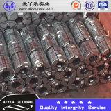 Lamiera di acciaio solare galvanizzata del materiale da costruzione di Gi della bobina della lamiera di acciaio Q235