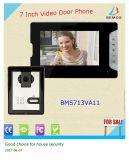 4 Intercom van de Monitor van de Deurbel van de Telefoon van de Deur van draden mag de Slimme Video u vereisen