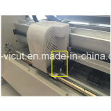 Blad aan Blad Scherpe Machine van het Etiket van het Etiket de Vinyl (vct-LCS)