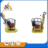Compressor da placa de vibração para a construção de estradas