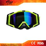 人Eyewearを競争させるオフロード下り坂ガラスの土のバイクのギョロ目のスキーガラスのためのモトクロス装置のオートバイガラス