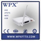 대패 공급자 WiFi Gpon Ont 광섬유 Epon 전산 통신기