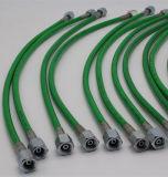 2-5 mm-Hochdruck-geläufiger Schienen-Prüfungs-Schlauch