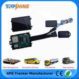 Traqueur imperméable à l'eau du véhicule GPS de logiciel de recherche d'IDENTIFICATION RF de détecteur libre d'essence