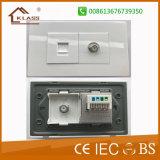 중국 제조자 미국 기준 Satellite+Tel 소켓