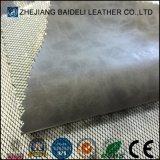 Cuir synthétique de sac de PVC de qualité